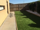 L19 – Plain Concrete Footpath with Synthetic Grass