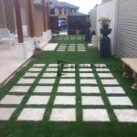L10 - Turf With Stepping Stone