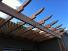 L14 – Timber Cut Feature Pergola