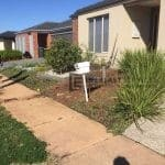 L62 - Front Yard Landscaping Before 1/2