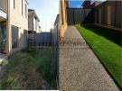 Backyard Landscaping before and after