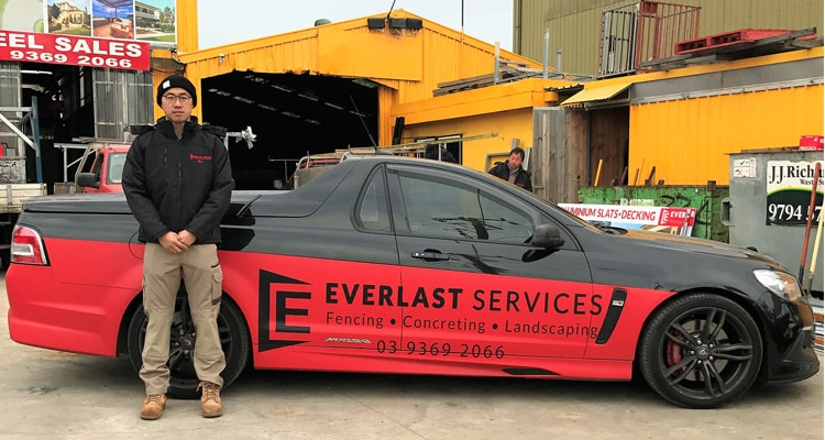 Bill Everlast Services Team