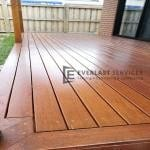 T88 - Close Up Merbau Decking