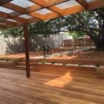 L73 - Blackbutt Decking + Verandah