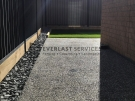 EA36 – Exposed Aggregate Backyard
