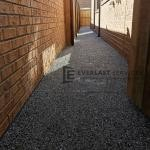 EA45 - Exposed Aggregate Footpath