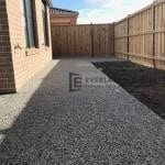 EA33 - Exposed Aggregate Footpath