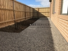 EA44 – Exposed Aggregate Footpath Backyard
