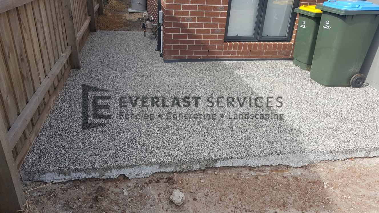 EA19 - Exposed Aggregate