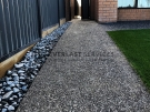 EA39 – Footpath Exposed Aggregate