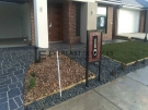 Front Landscaping Mailbox