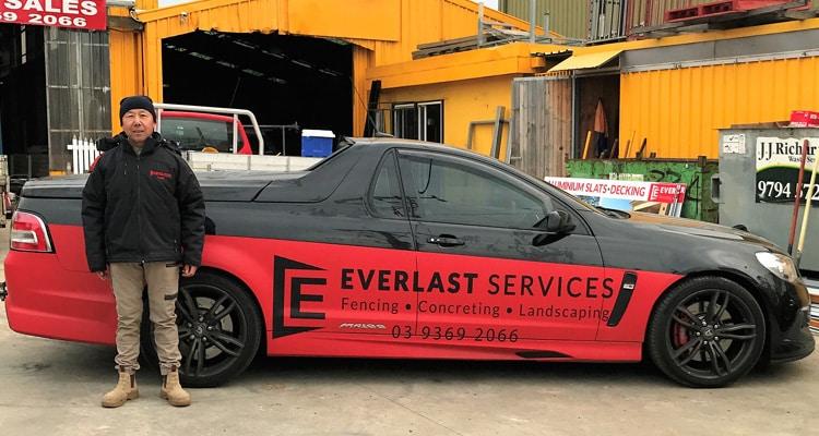 Oscar Everlast Services Team