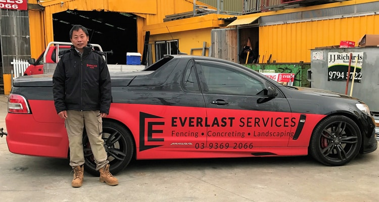 Wang Everlast Services Team