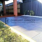 L106 - Backyard Euro Stone Paving
