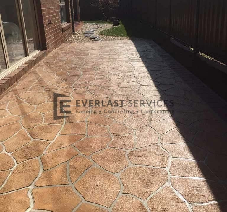 SC1 - Stamped Concrete