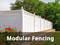 Modular Fencing