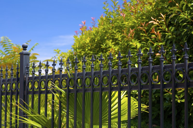 Benefits of steel fencing