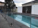 MW6 – Glass Pool Fencing + Swimming Pool + Modular Walls