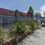 MW 67 - Modular Fence Slats Garden Bed