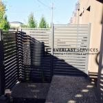 A157- Aluminium Slats Screening Fencing