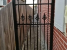 SF144 – Double Heritage Spear Steel Fence