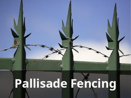 modern fencing