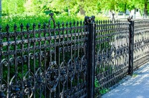Heritage traditional Fences