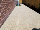 SL3 Exposed Aggregate Side Path
