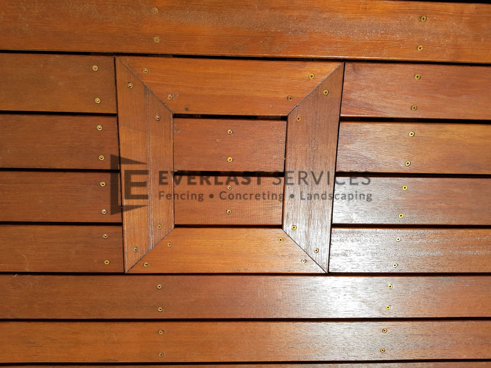 Services Decking Frame