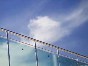 glass balustrade fences fencing