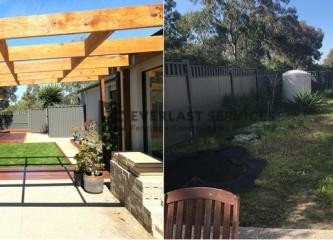 L130 - Before and After Garden Design