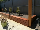 Merbau Cladding Garden Box