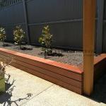 L133 - Merbau Cladding Garden Box
