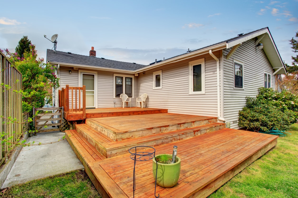 Tips for Deck Care over Summer