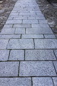 granite paving pavers