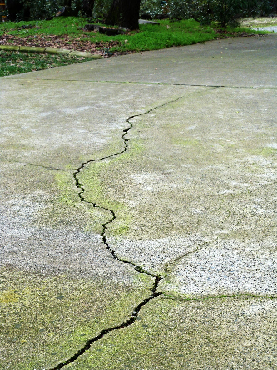 Tips to help avoid cracked concrete