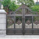 AD8 - Aluminium Art Decor Stone Fence