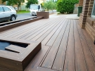 Modwood Blackbean Decking View 1