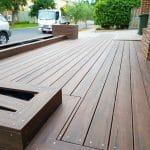 Modwood Blackbean Decking