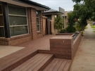 Modwood Blackbean Decking View 2