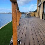 Modwood Decking + Timber Balustrading