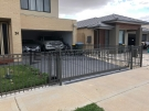 Oxley Ring Sliding Gate