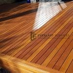 Alfresco Decking Close Up