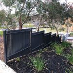 Vertical Blade Fencing
