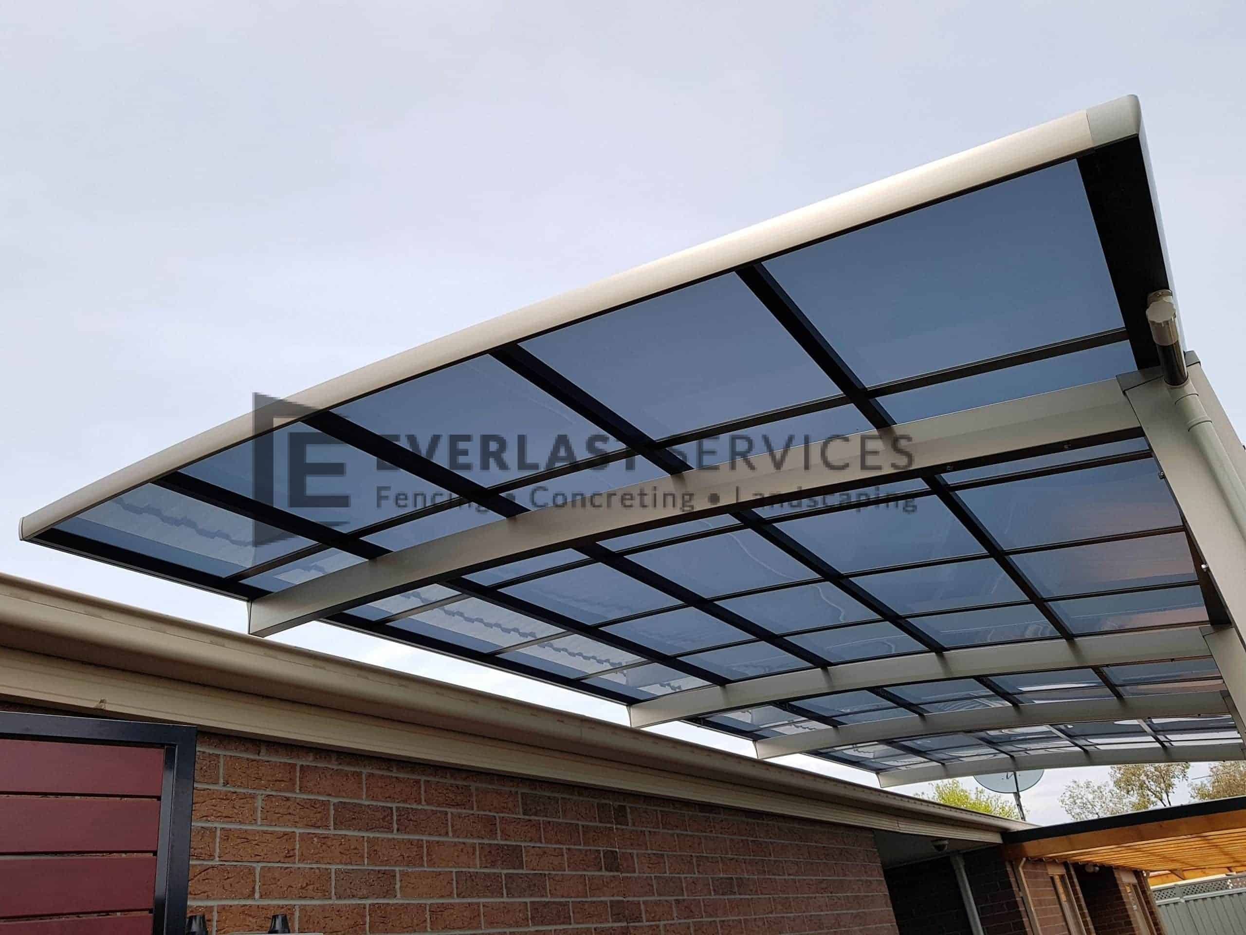CP4 - Cantilever Carport View 4