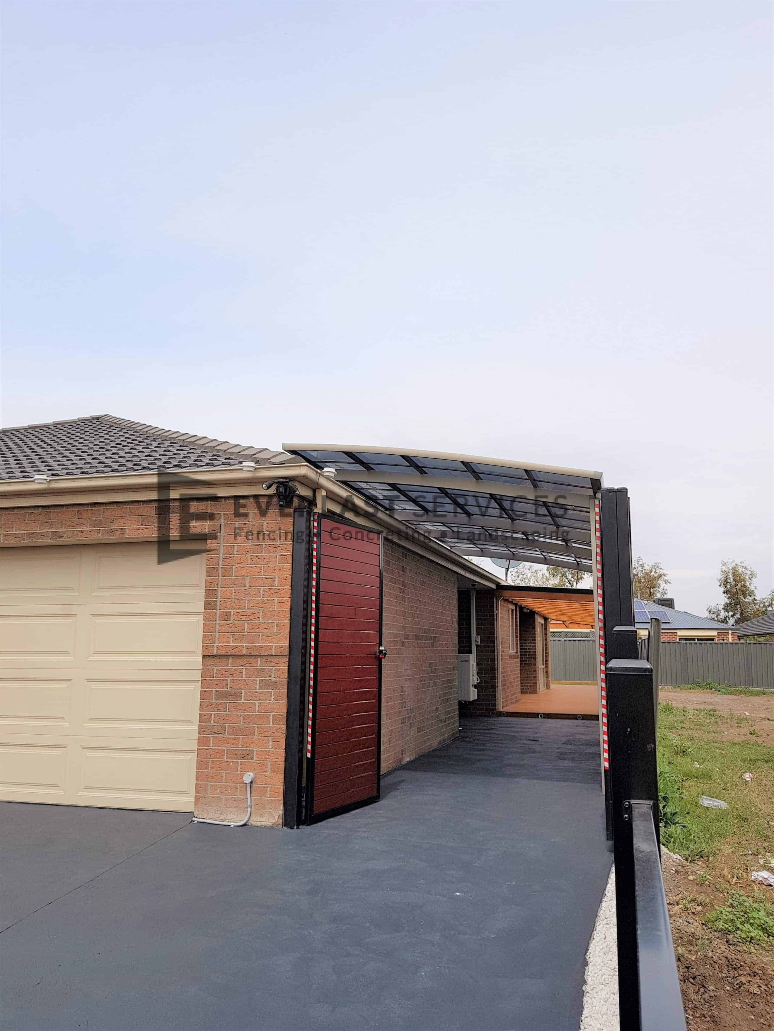 CP5 - Cantilever Carport View 6