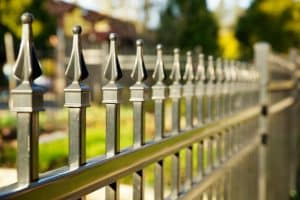 a history of fences