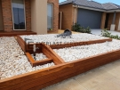 L227 – Decking Retaining Wall with Gardenbox