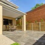 ST24 - Doncaster East - back patio