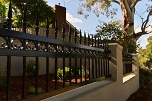 SF179 - Doncaster East - Front fence